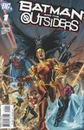 Batman and the Outsiders (2007 2nd Series) 1A