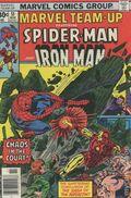 Marvel Team-Up (1972 1st Series) Mark Jewelers 51MJ