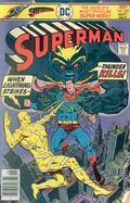 Superman (1939 1st Series) Mark Jewelers 303MJ