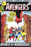 Avengers (1963 1st Series) UK Edition 94UK