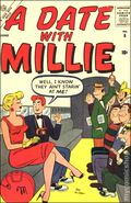 Date with Millie (1956 1st series) 6