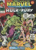 Mighty World of Marvel (1972 UK Magazine) 291