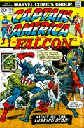Captain America (1968 1st Series) Mark Jewelers 166MJ