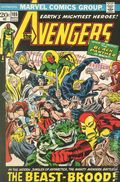 Avengers (1963 1st Series) Mark Jewelers 105MJ