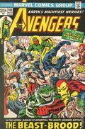Avengers (1963 1st Series) Mark Jewelers 105MJ