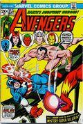 Avengers (1963 1st Series) Mark Jewelers 117MJ