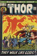 Thor (1962-1996 1st Series) National Diamond 203NDS