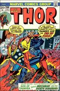 Thor (1962-1996 1st Series) National Diamond 208NDS