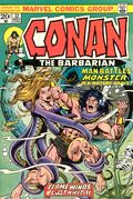 Conan the Barbarian (1970 Marvel) Mark Jewelers 32MJ