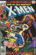 Uncanny X-Men (1963 1st Series) UK Edition 112UK