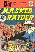 Masked Raider (Blue Bird Comics 1959-1964 Charlton) 4