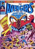 Avengers (1973-1976 Marvel UK) 129