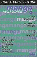 Manga Newswatch (1990) 8