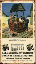 Mountain Boys Mini Calenders (1947) 4709