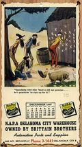 Mountain Boys Mini Calenders (1947) 4712