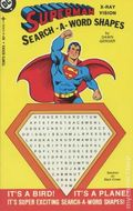 Superman Search-A-Word Shapes Paperback (1977) 430