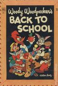 Dell Giant Woody Woodpecker Back to School (1952) 1
