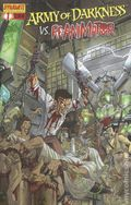Army of Darkness vs. Re-Animator (2005) 1A