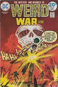 Weird War Tales (1971 DC) Mark Jewelers 22MJ