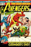 Avengers (1963 1st Series) National Diamond 97NDS