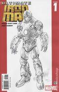 Ultimate Iron Man (2005 1st Series) 1C