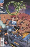 Oz the Manga (2005) 1A