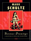 Mark Schultz Various Drawings HC (2005 Limited Edition) 1-1ST