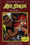 Adventures of Red Sonja TPB (2005-2007 Dynamite) 1C-REP