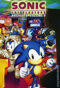 Sonic the Hedgehog Archives (2006-2015 An Archie Digest) 5-1ST
