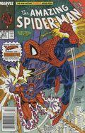 Amazing Spider-Man (1963 1st Series) Mark Jewelers 327MJ