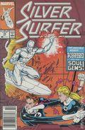 Silver Surfer (1987 2nd Series) Mark Jewelers 16MJ