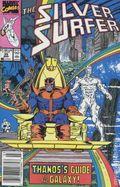 Silver Surfer (1987 2nd Series) Mark Jewelers 35MJ