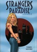 Strangers in Paradise TPB (2004-2007 Abstract) Pocket Edition 1-1ST