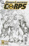 Green Lantern Corps (2006) 15B