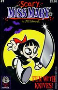 Scary Miss Mary Fun With Knives (2001) 1