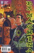 Ex Machina (2004-2010 DC/Wildstorm) 32