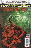 Countdown Search for Ray Palmer Red Rain (2007) 1