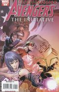 Avengers The Initiative (2007-2010) Annual 1