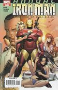 Iron Man (2005 4th Series) Annual 1