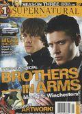 Supernatural Magazine (2007) 1N