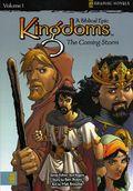 Kingdoms GN (2007-2009 Zondervan) 1-1ST