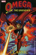 Omega the Unknown Classic TPB (2005) 1-1ST