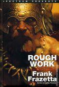 Spectrum Presents Frank Frazetta Rough Work HC (2007) 1-1ST