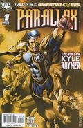Tales of the Sinestro Corps Parallax (2007) 1B