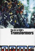 Art of IDW's Transformers HC (2007) 1-1ST