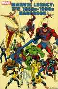 Marvel Legacy Handbook The 1960-1990s TPB (2007 Marvel) 1-1ST