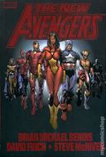 New Avengers HC (2007-2011 Marvel) Deluxe Edition by Brian Michael Bendis 1B-1ST