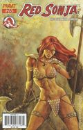 Red Sonja (2005 Dynamite) 26C