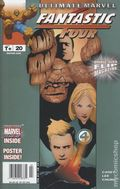Ultimate Marvel Flip Magazine (2005) 20