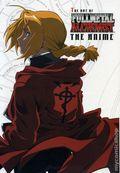 Art of Fullmetal Alchemist HC (2006 The Anime) 1-1ST